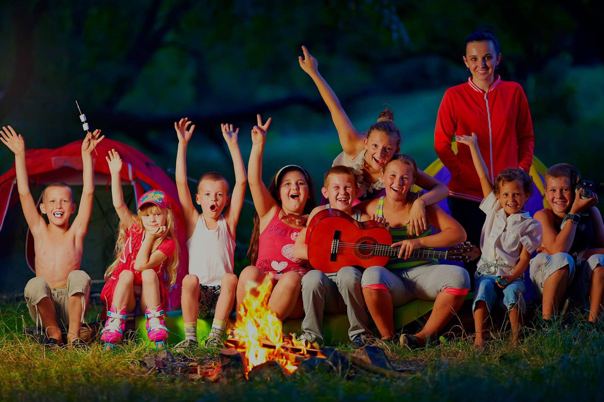 Сеть детских тематических городских летних смен в Калуге